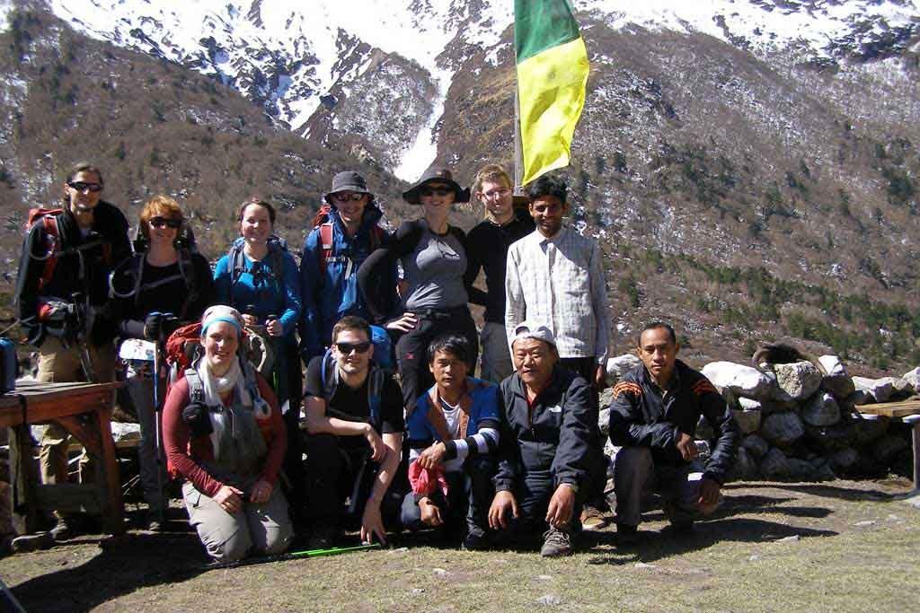 langtang-trekking-group