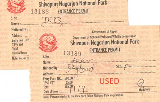 trekking-permits
