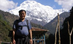 best trekking routes in Annapurna