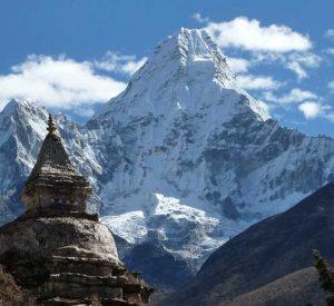 Ama-dablam Peak