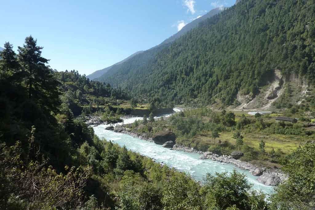 dudhkoshi-river
