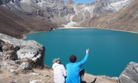 best 3 trekking routes in Everest