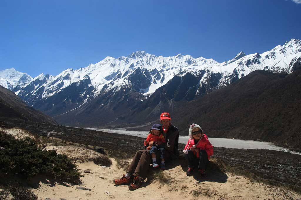 langtang-trekking-with-children