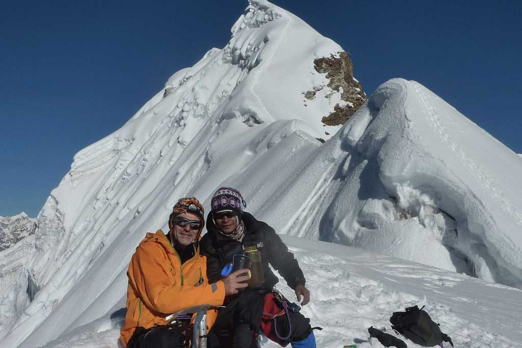 lobuche-expedition