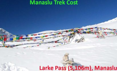 manaslu-trek-cost