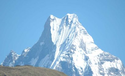 machhapuchchre-model-trek