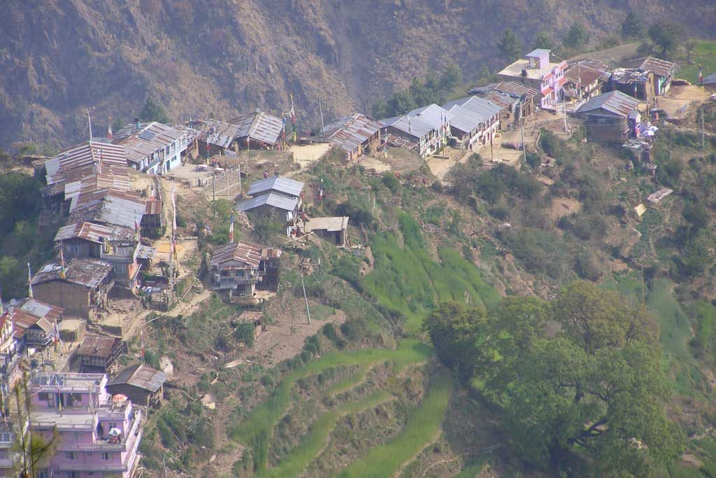 village-of-langtang-region