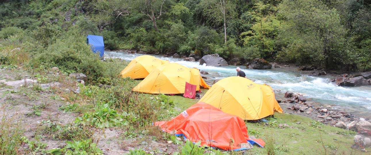 trekking-camp-site