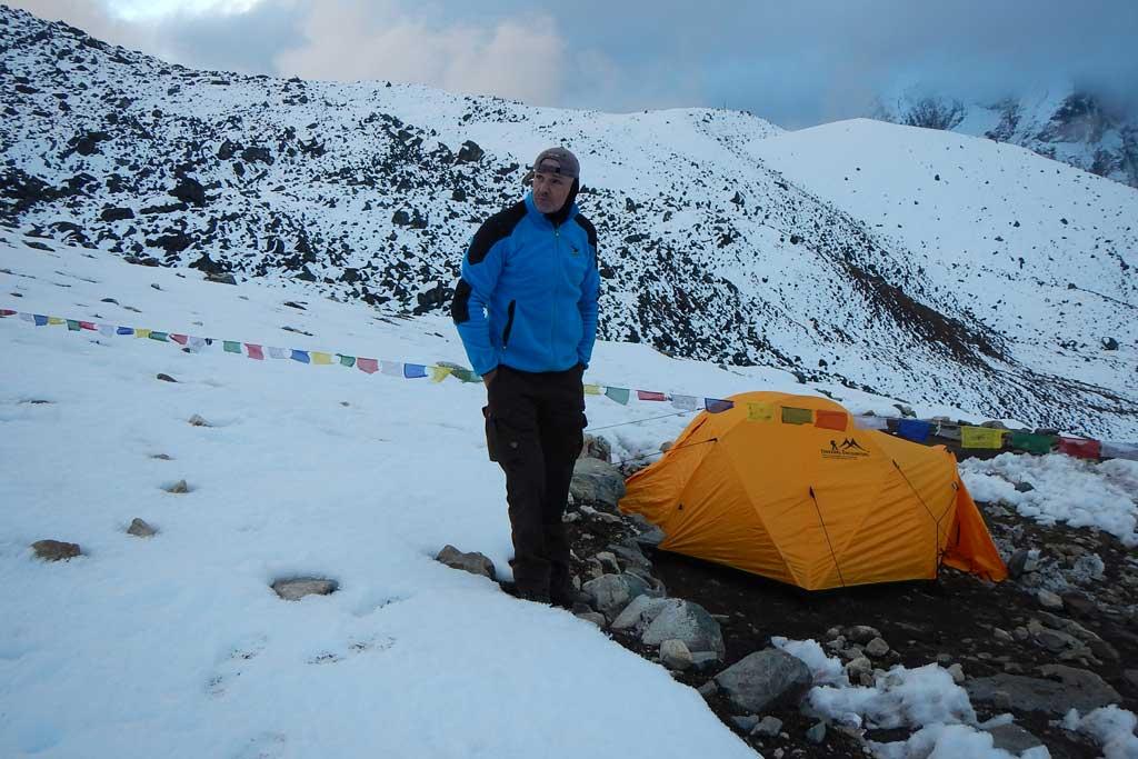 camping-at-yala-peak-base-camp
